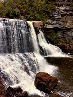 WEST VIRGINA Waterfalls and Landscapes
