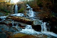 South Carolina Waterfalls and Landscapes