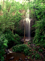 Costa Rica Waterfalls, landscapes
