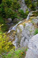 Lucifer Falls,  Enfield Creek, Ithica NY