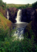 Minnesota Waterfalls and Landscapes